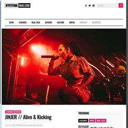 JINJER // Alive & Kicking