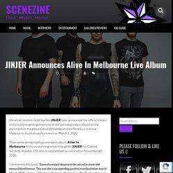 JINJER Announces Alive In Melbourne Live Album