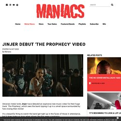 Jinjer Debut 'The Prophecy' Video