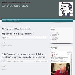 Le Blog de Jipsou – Jean-Philippe Solanet-Moulin