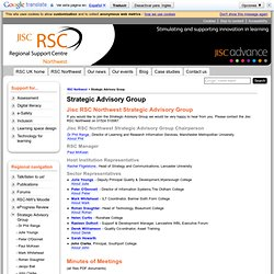 Strategic Advisory Group