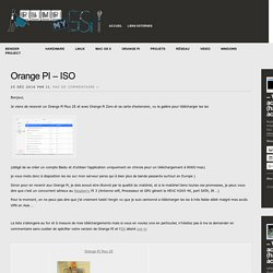 JJTRONICS » Blog Archive » Orange PI – ISO