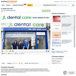 JL Dental Care
