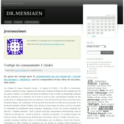 dr.messiaen