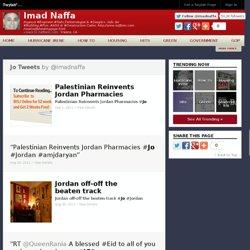 Imad Naffa (imadnaffa) Twitter Trending Topic : Jo