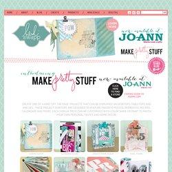 JoAnn.com Feature « Heidi Swapp