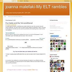 joanna malefaki-My ELT rambles