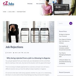 Job Rejections - EZJobs