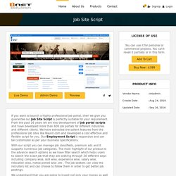 Recruitment Script - Employment Script - i-Netsolution