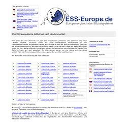 Jobbörsen in der EU - Arbeiten in Europa