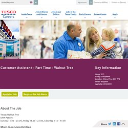 Tesco Careers