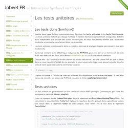 Tuto Jobeet Symfony2 FR