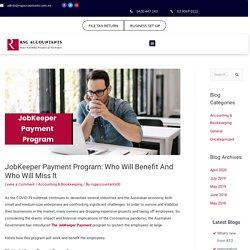JobKeeper Payment Program for Australia