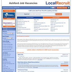 Find & apply online for the latest Part-time jobs in Ashford, Kent with seebot.ga, the UK's #1 job site. The UK's No.1 job site is taking the pain out of looking for a job. The app brings to market for the first time a new and powerful way to find and apply for the right job for you, with over , jobs from the UK's top employers.