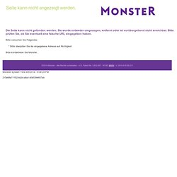 Jobs in Berlin | Monster