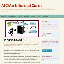 An Informal Cornr