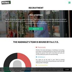 Jobs: Madmagz