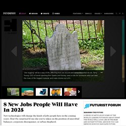8 New Jobs People Will Have In 2025