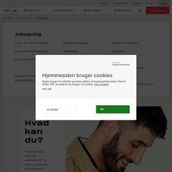 Jobsøgning - DM & MA