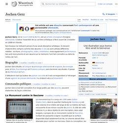 Jochen Gerz