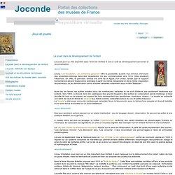 Joconde - visites guidées - jeux et jouets du musée des arts décoratifs de Bourges