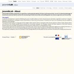 JocondeLab » About