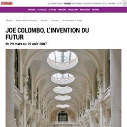 Joe Colombo, l'invention du futur