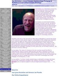www.joekincheloe.us : About Us
