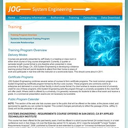 JOG System Engineering, Inc.