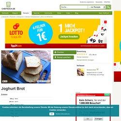Joghurt Brot (Rezept mit Bild) von Seelenschein