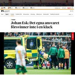 Johan Esk: Det egna ansvaret försvinner inte i en klack