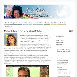 Maître Johanne Razanamahay-Schaller - Santé globale