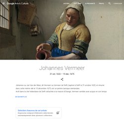 Johannes Vermeer - Google Arts & Culture