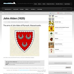 Heraldry on the History Road
