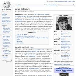 John Collier Jr.