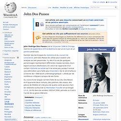 John Dos Passos