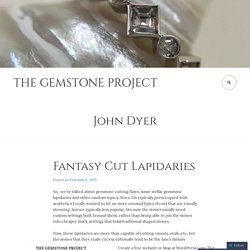 The Gemstone Project