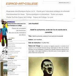 John Heartfield - espace-art-college