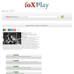 john lee hooker - скачать 2014 mp3 без регистрации, так же музыка наших дней - скачать музыку бесплатно на foxplay.info