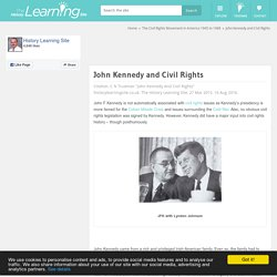 John Kennedy and Civil Rights