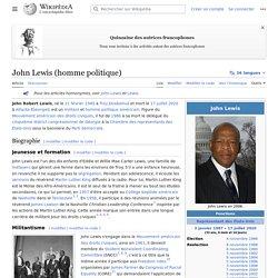 John Lewis (homme politique)