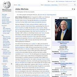 John McCain - Wikipedia
