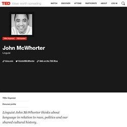 John McWhorter
