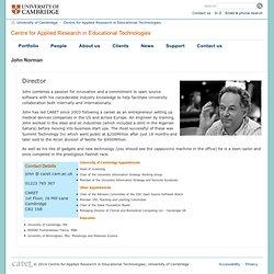 John Norman « CARET Website