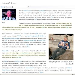 John O. Lear