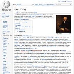 John Wesley