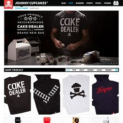 Johnny Cupcakes / Shop