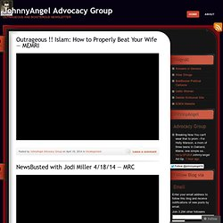 JohnnyAngel Advocacy Group - Daily Digest of the Most Important News Stories on the Web That May Affect YOU