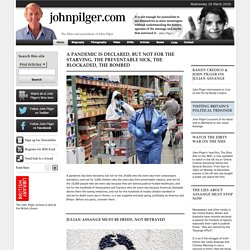 JohnPilger.com - the films and journalism of John Pilger