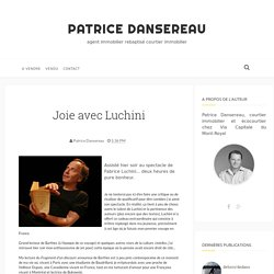 PATRICE DANSEREAU